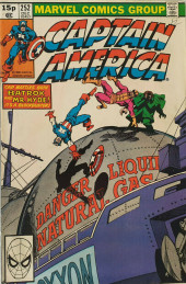 Captain America (Marvel comics - 1968) -252- Cold Fire!