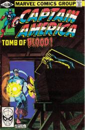 Captain America (Marvel comics - 1968) -253- Should Old Acquaintance Be Forgot