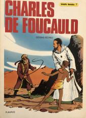Vivants témoins -7- Charles de Foucauld