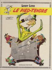 Lucky Luke -33a1972- Le Pied-Tendre