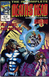 Death's Head (The Incomplete) (Marvel UK - 1993) -1- Past Lives, Past Battles
