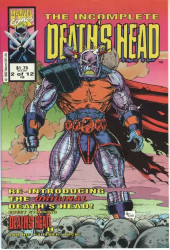 Death's Head (The Incomplete) (Marvel UK - 1993) -2- Issue # 2
