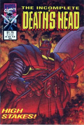 Death's Head (The Incomplete) (Marvel UK - 1993) -4- High Stakes!
