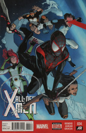 All-New X-Men (Marvel comics - 2012) -34- Issue 34