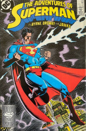 Adventures of Superman (The) (1987) -440- The Hurrieder I Go