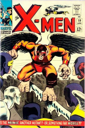 Uncanny X-Men (The) (Marvel comics - 1963) -19- Lo! Now Shall Appear -- The Mimic!