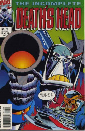 Death's Head (The Incomplete) (Marvel UK - 1993) -10- Issue # 10