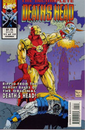 Death's Head (The Incomplete) (Marvel UK - 1993) -11- Issue # 11