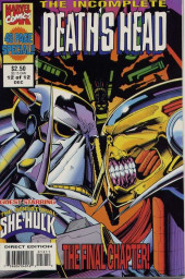 Death's Head (The Incomplete) (Marvel UK - 1993) -12- The Final Chapter