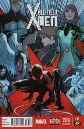 All-New X-Men (Marvel comics - 2012) -35- Issue 35