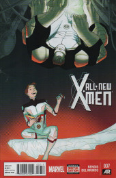 All-New X-Men (Marvel comics - 2012) -37- Issue 37