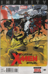 Wolverine and the X-Men Vol.1 (Marvel comics - 2011) -AN01- Annual 1