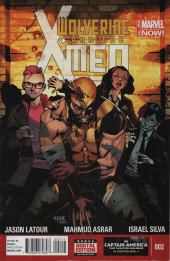 Wolverine and the X-Men Vol.2 (Marvel comics - 2014) -2- Tomorrow Never Learns, Chapter 2: Storm Chasers