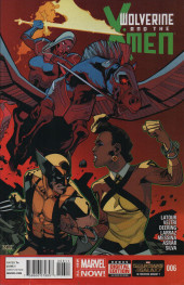 Wolverine and the X-Men Vol.2 (Marvel comics - 2014) -6- Tomorrow Never Learns, Chapter 6: A Fate Far Worse