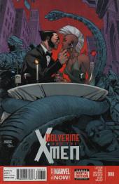 Wolverine and the X-Men Vol.2 (Marvel comics - 2014) -8- No Future?: Part 2