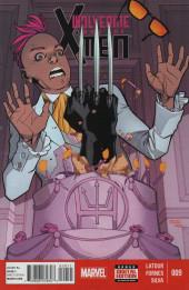 Wolverine and the X-Men Vol.2 (Marvel comics - 2014) -9- No Future?: Conclusion
