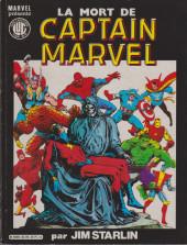 Top BD -2- La mort de Captain Marvel