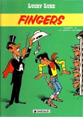 Lucky Luke -52a1992- Fingers