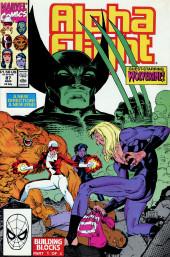 Alpha Flight (Marvel comics - 1983) -87- Building Blocks (Part 1): Loyalty