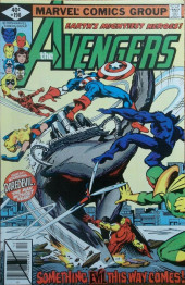Avengers Vol. 1 (Marvel Comics - 1963) -190- Heart of Stone