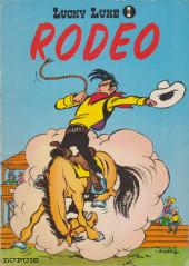 Lucky Luke -2b1968- Rodéo