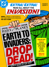 Invasion! (DC comics - 1988) -HS- Daily Planet Invasion Special #1