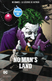 DC Comics - La légende de Batman -6836- No man's land - 3 ème partie