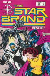 Star Brand (1986) -16- Death - Where is Thy Sting?