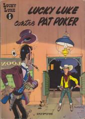 Lucky Luke -5a1970a- Lucky Luke contre Pat Poker