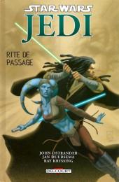 Star Wars - Jedi -3- Rite de passage