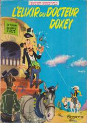 Lucky Luke -7b1969a- L'Elixir du Docteur Doxey