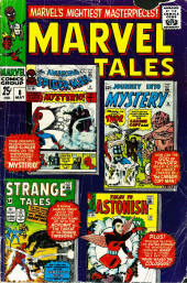Marvel Tales Vol.2 (Marvel Comics - 1966) -8- Issue # 8
