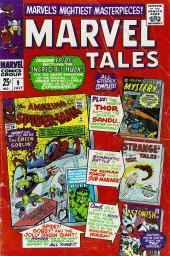 Marvel Tales Vol.2 (Marvel Comics - 1966) -9- Issue # 9