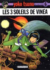 Yoko Tsuno -6a1993- Les 3 soleils de Vinéa