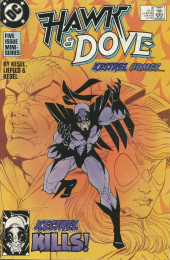 Hawk & Dove (1988) -3- Agents of Chaos...Out of Control!