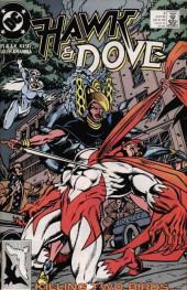 Hawk & Dove (1989) -3- Blood & Sacrifice!