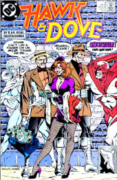Hawk & Dove (1989) -4- Old Gangsters Never Die...They Just Fade Away!