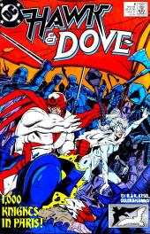 Hawk & Dove (1989) -6- Hawk & Dove and the Alchemist's Tomb