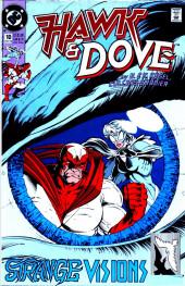 Hawk & Dove (1989) -10- Strange Behavior