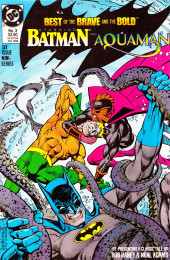 Best of The Brave and The Bold (DC comics - 1988)