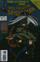 Spectacular Spider-Man (The) (1976) -217- Power And Responsability, Part 4