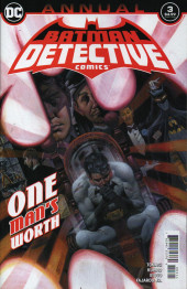 Detective Comics (1937), période Rebirth (2016) -AN03- Who Dares, wins
