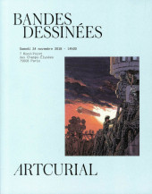 (Catalogues) Ventes aux enchères - Artcurial - Artcurial - Bandes Dessinées - samedi 24 novembre 2018