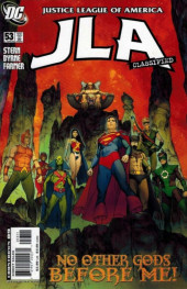JLA: Classified (DC comics - 2005) -53- That Was Now, This is Then, Part Four: No Other Gods Before Me!
