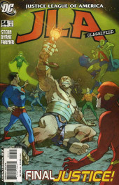 JLA: Classified (DC comics - 2005) -54- Final Justice