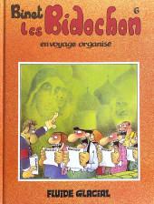 Les bidochon -6a1992- Les Bidochon en voyage organisé