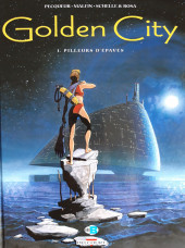 Golden City -1m2016- Pilleurs d'épaves