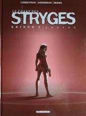 Le chant des Stryges -12a2012- Saison 2 -Manipulations