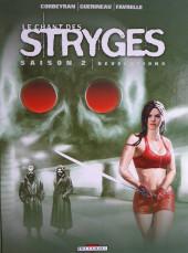Le chant des Stryges -9a2011-  Saison 2 -Révélations
