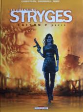 Le chant des Stryges -8a2011-  Saison 2 -Défis